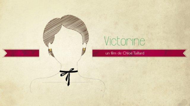 Visuel du projet Victorine, court-métrage d'époque de Chloé Taillard