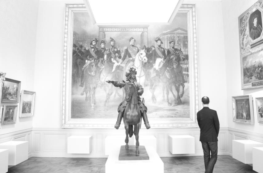 A la découverte de Versailles 3D et de la nouvelle Galerie de l'histoire du château